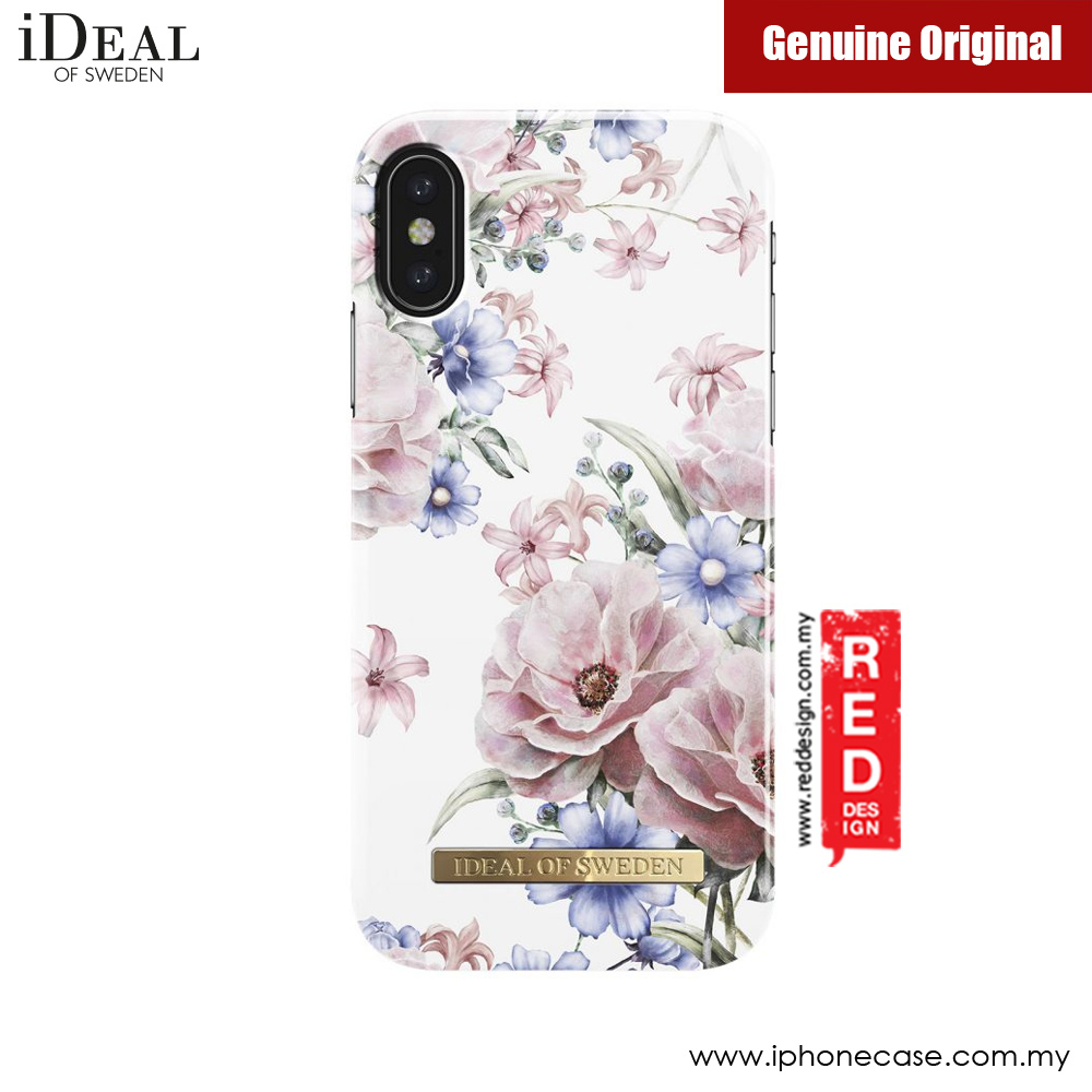 new product 4ac93 176fd iDeal of Sweden Fashion Case for Apple iPhone X (Floral Romance)