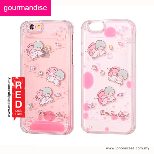 more photos acfec 727ce Gourmandise Liquid Flow Little Twin Star Case for iPhone 6 iPhone 6S 4.7 -  Little Twin Star