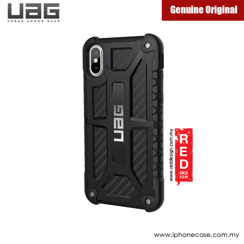 huge selection of f477d a0827 UAG Monarch Series Case for Apple iPhone X iPhone XS (Carbon Fiber)