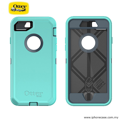 huge discount d3c43 3214e Otterbox Defender Series Protection Case for Apple iPhone 7 iPhone 8 4.7 -  Borealis