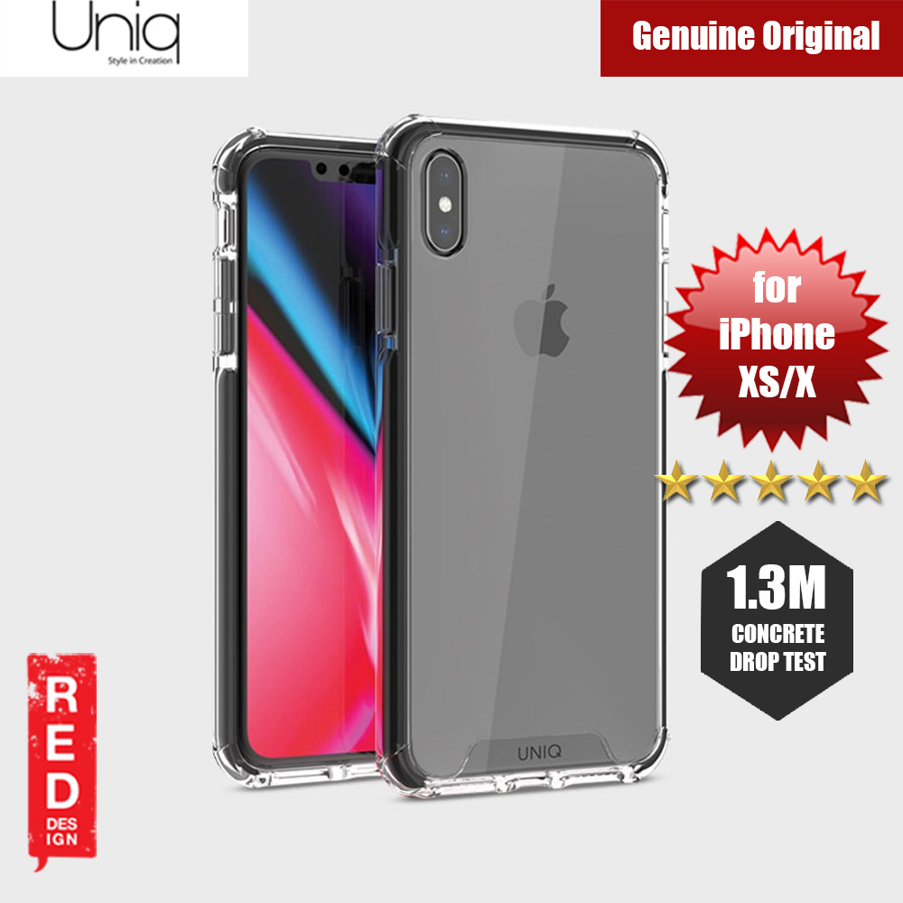 Apple Iphone X Uag Otterbox Spigen Ringke Cover Case Casing And Wallet S Leather Original Picture Of Uniq Combat Protection For Xs Black